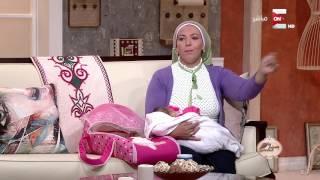 """تحدي الإعاقة مع نائبة البرلمان """"جهاد إبراهيم"""" .. في ست الحسن"""