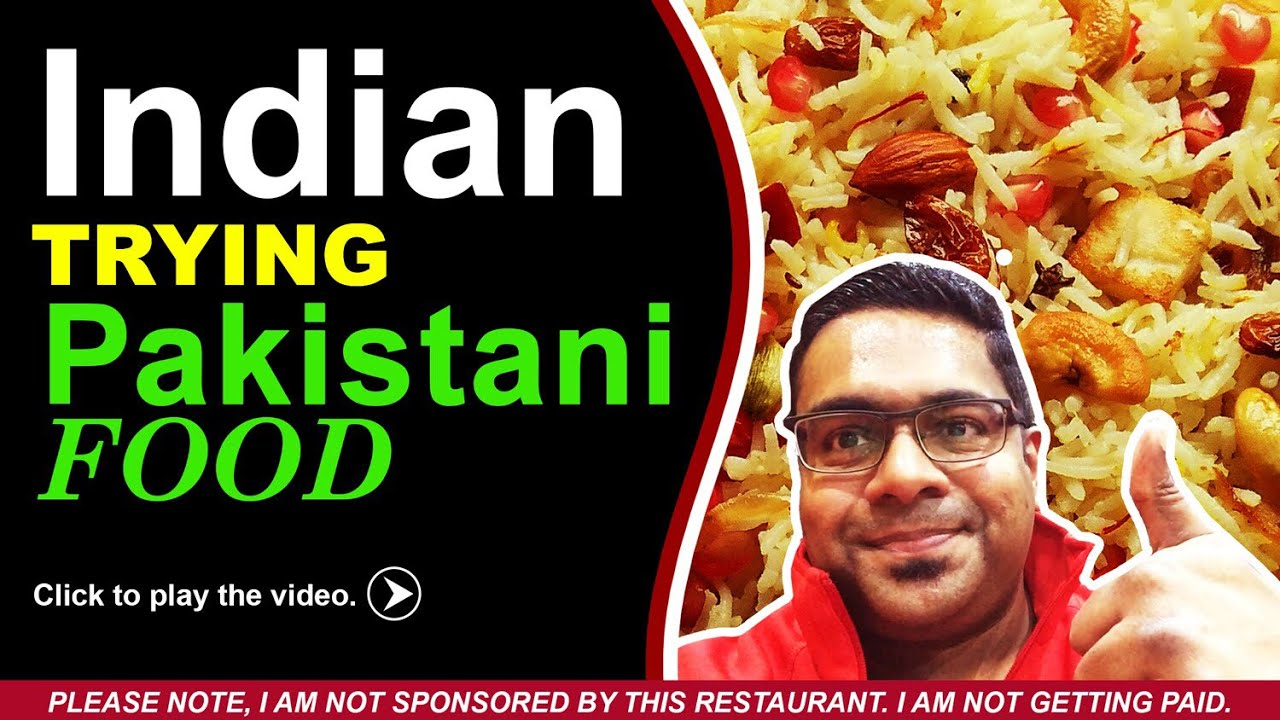 Indians trying Pakistani Food    Dubai Food Blogger