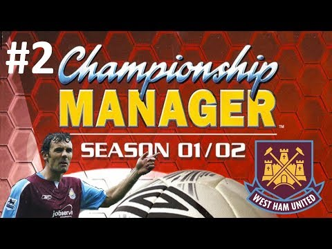 CHAMPIONSHIP MANAGER 01/02 - Episode 2 - CHRISTIAN F*CKING DAILLY