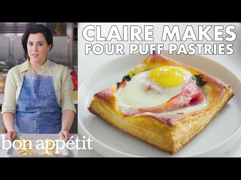 4 Easy Pastry Recipes That'll Make You Look Like a Professional Chef