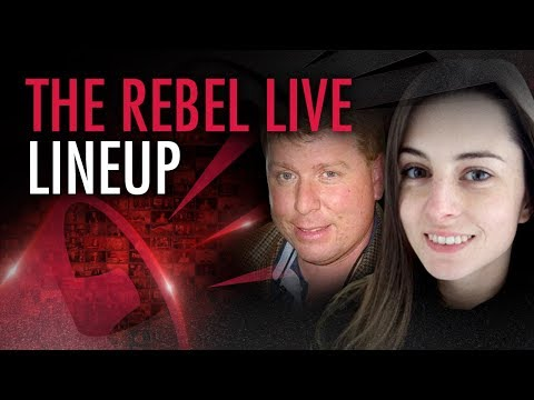 UPDATE: Lindsay Shepherd joins The Rebel Live on June 2, Toronto