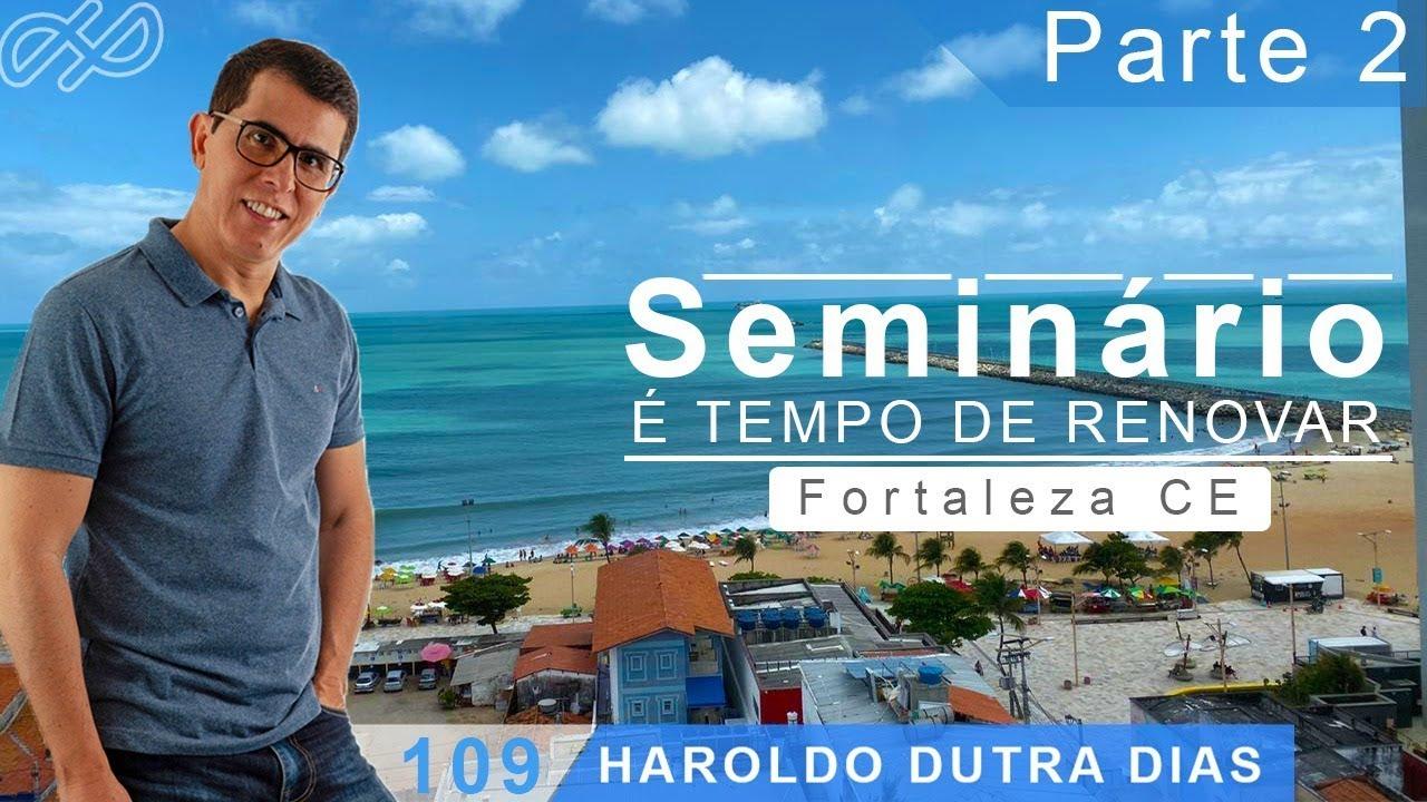 """Haroldo Dutra Dias """"O poder da renovação"""""""
