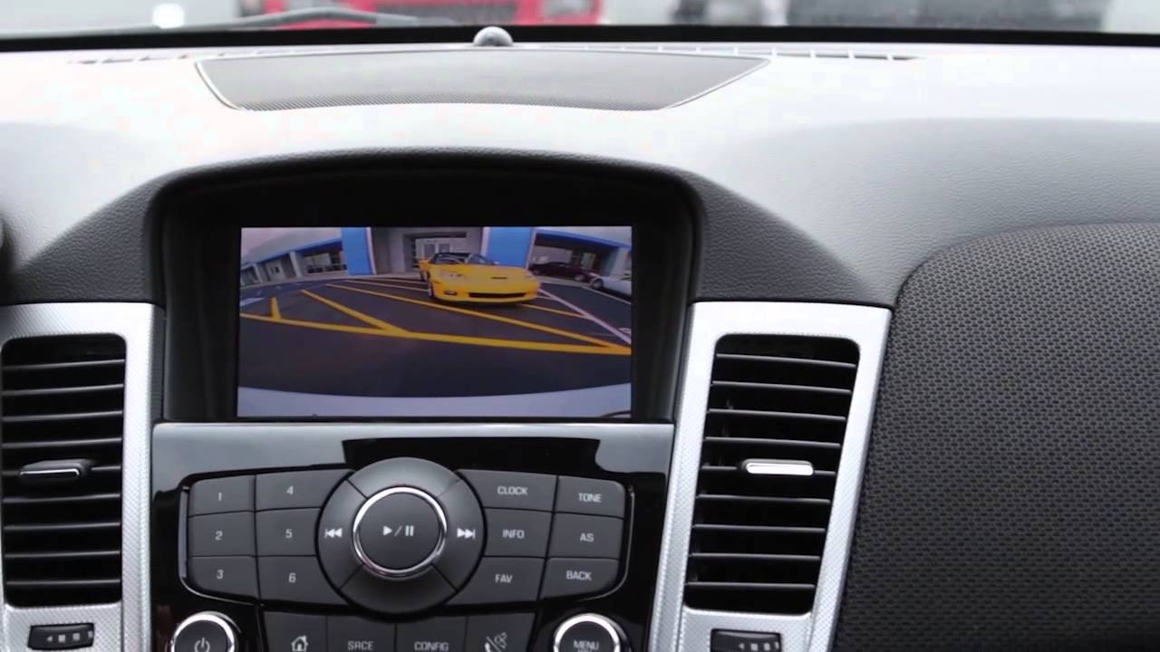 Andy Mohr Chevrolet >> Back Up Camera 2014 Chevy Cruze - YouTube