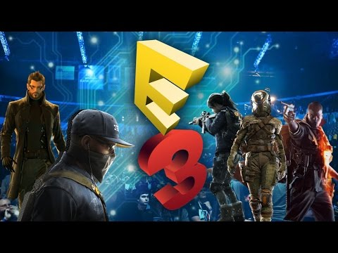 E3 - The best game trailers