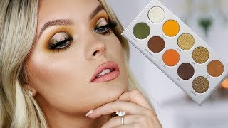 JACLYN HILL X MORPHE ARMED & GORGEOUS TUTORIAL - VAULT COLLECTION