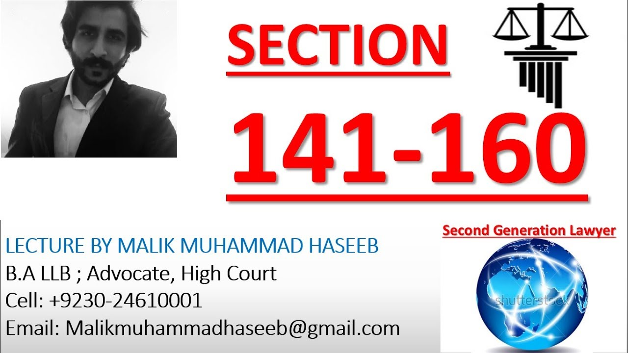 section 151 ipc