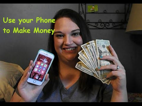 Making Money with your Phone