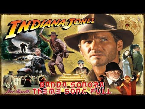 - Indiana Jones - Banda Sonora completa -Theme Song full-