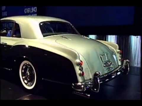 1956 bentley s1 continental coupe youtube. Black Bedroom Furniture Sets. Home Design Ideas