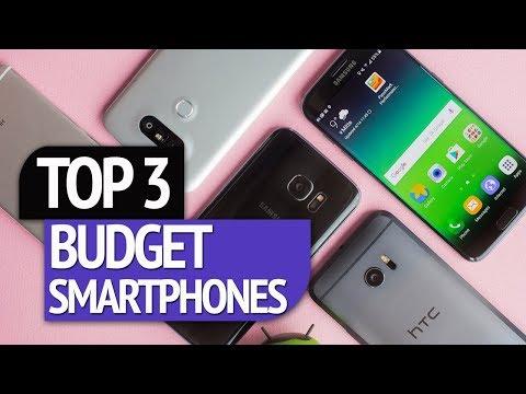 TOP 3: Best Budget Smartphones 2018