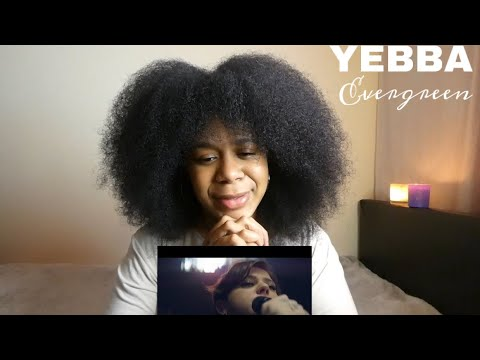 yebba:-evergreen-(official-music-video)-|-apple-music-|-reaction!!!