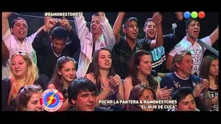 """Ramonestone y Pocho la Pantera """"El hijo de cuca""""- Peligro Sin Codificar"""