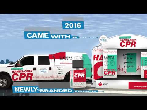 2016 Hands-Only CPR Highlight Reel