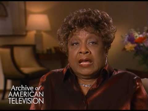 Isabel Sanford on doing Old Navy commercials with Sherman Hemsley