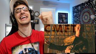 Corey Taylor - CMFT Must Be Stopped (feat. Tech N9ne & Kid Bookie) | REACTION!!