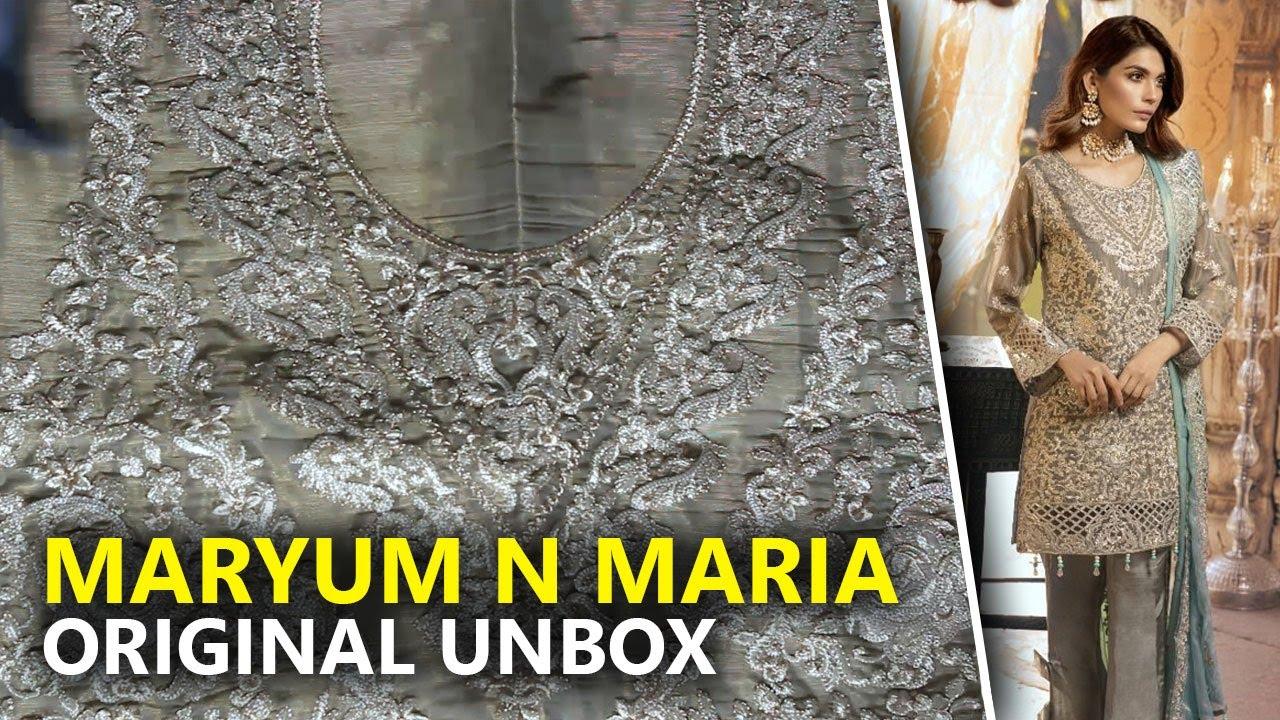 ac5ff1cf52 Maryum N Maria Shamrock 2019 - Unbox Kulay MMS-504 - Sara Clothes Try on  Hual