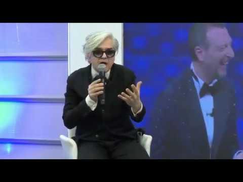 Morgan Conferenza Stampa Sanremo 2020 - La verità su Bugo