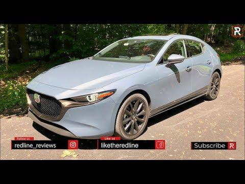 Did The New 2019 Mazda3 Hatch Polymorph Into An AWD GTI Alternative?