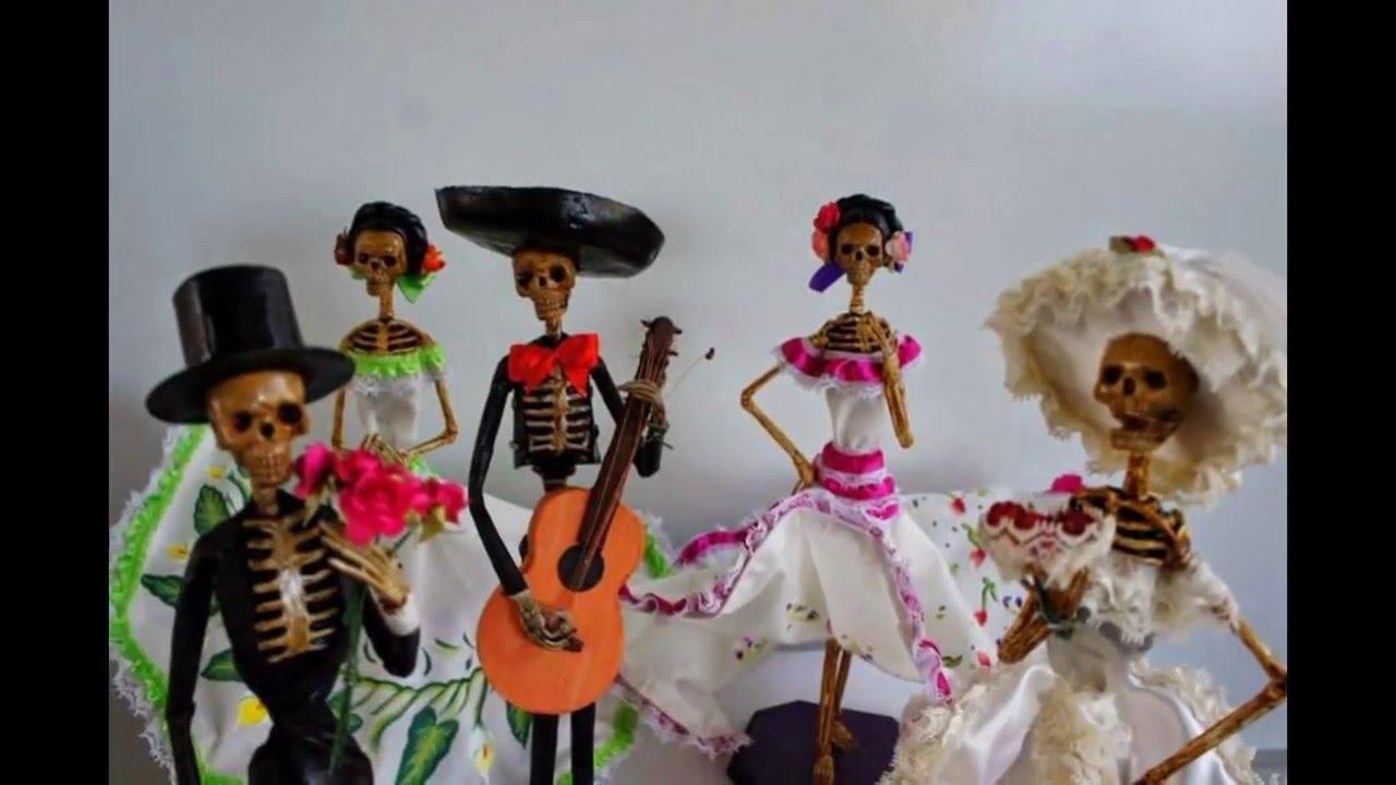 Catrinas Mexicanas lo mejor 2016,10,05