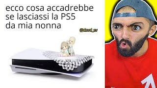 MEME PS5 RUBATA DA MIA NONNA 👏👏 [MEME Review]