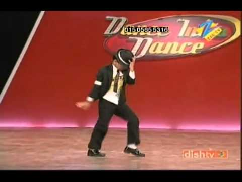Tribute to Junior Michael Jackson 2010 - Awesome lil kid performing Dangerous2