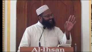 நவீன சவால்களுக்கு மத்தியில் குழந்தை வளர்ப்பு - Moulavi Abdul Hameed (shara-e)