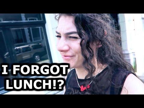 I FORGOT LUNCH!? - TRAVEL VLOG 349 THE HAGUE | ENTERPRISEME TV