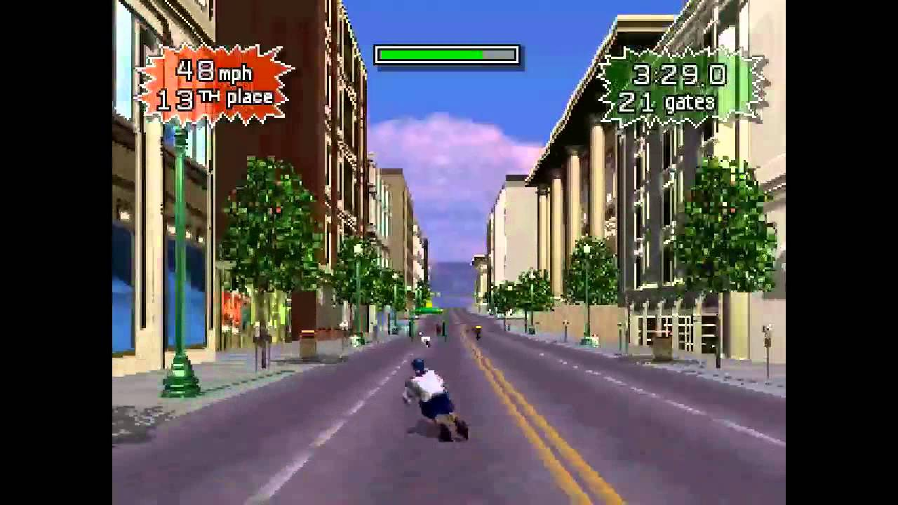 Espn Extreme Games Ps1 Youtube