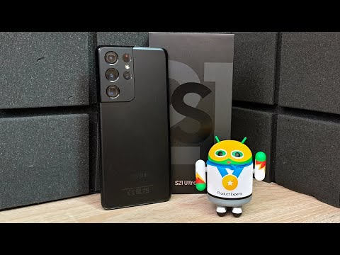 Мобільний телефон Samsung Galaxy S21 Ultra 12/256 GB Phantom Black (SM-G998BZKGSEK)