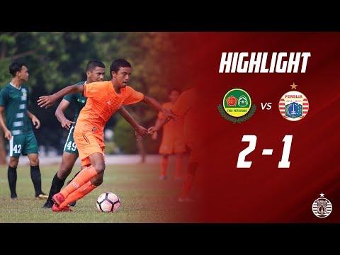 TIRA PERSIKABO 2 - 1 PERSIJA JAKARTA | Liga 1 U-18 2019 [Match 1]