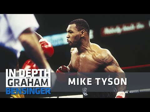Mike Tyson: I didn't have sex for five years