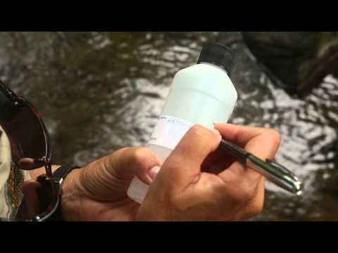 Trout Unlimited's Coldwater Conservation Corps Water Quality Monitoring Training Video   How to Collect Quality Assurance