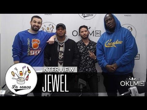 Youtube: JEWEL  – #LaSauce sur OKLM Radio 21/02/18