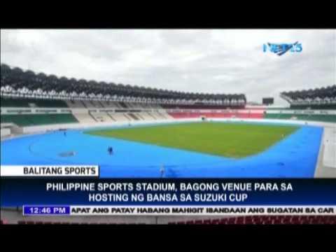 Philippine Sports Stadium, new venue for Suzuki Cup