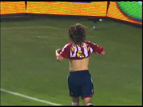 SuperClasico Top Goals: Francisco 'Panchito' Mendoza, Chivas USA - August 23, 2007