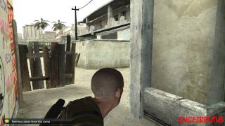 Splinter Cell Double Agent PC Gameplay Mission 9 - Kinshasa  Part 2/2
