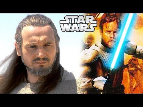 Why Qui-Gon Jinn Secretly DISLIKED the Jedi - Star Wars Explained