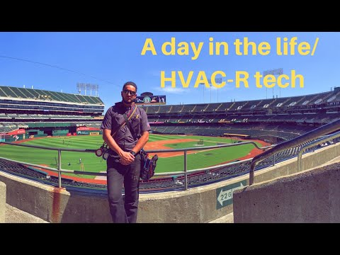 A Day In The Life/ HVAC-R TECH