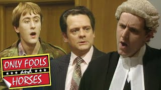 The Trotters' Court Case Goes Wrong | Only Fools and Horses | BBC Comedy Greats