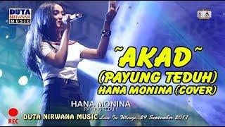 AKAD (payung teduh) ~ Hana Monina Cover ~ Om Duta Nirwana Music
