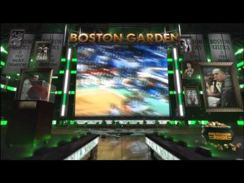 NBA on ABC 2015 - Finals Opening