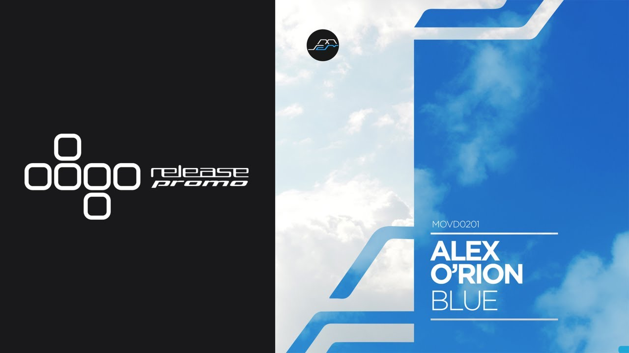 Alex O'Rion - Blue [Movement Recordings]