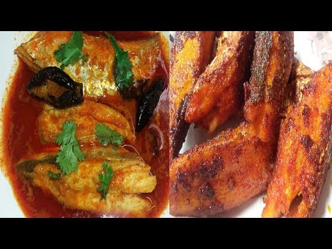 Kokam Fish Curry With Fish Fry L Datal Fish Curry