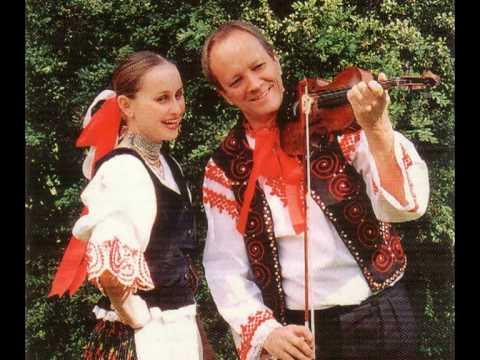 Radio Bratislava Slovak Folk Music: Miro Dudik & Katarína Törökova