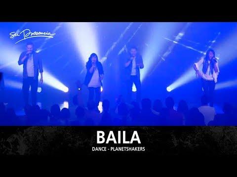 Baila - Su Presencia (Dance - Planetshakers) - Español