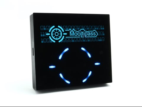 Mooltipass Indiegogo Video