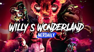 Willy's Wonderland (La Copia de FNAF) EN 13 MINUTOS