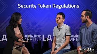 Making Sense of Security Token Regulations