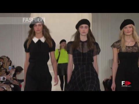 RALPH LAUREN Full Show Fall Winter 2014 2015 New York HD by Fashion Channel