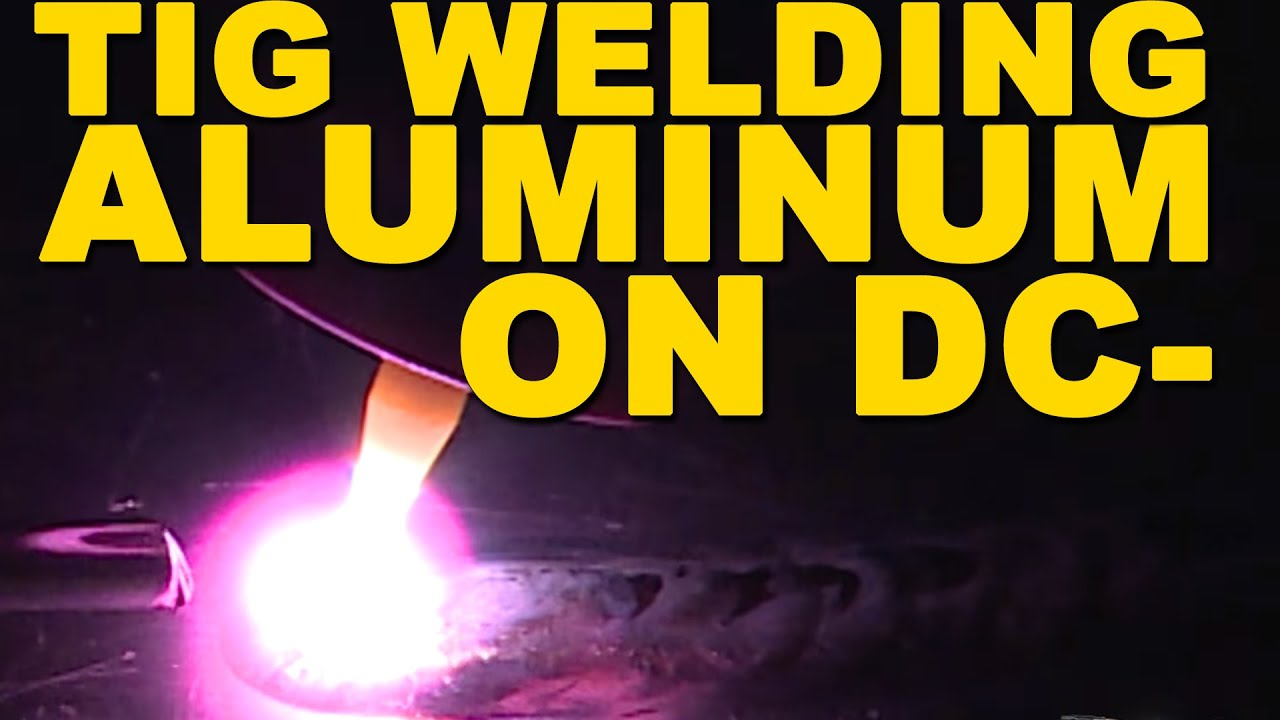 🔥 How to TIG Weld Aluminum on DC: Part 1 | TIG Time